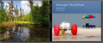 Mississippi: Gulf Coast Printed Book